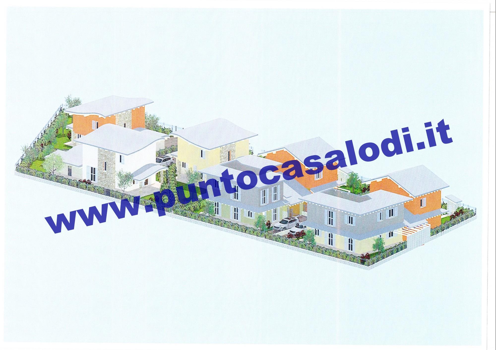 BORGHETTO LODIGIANO – appartamenti in villa – rif. 322