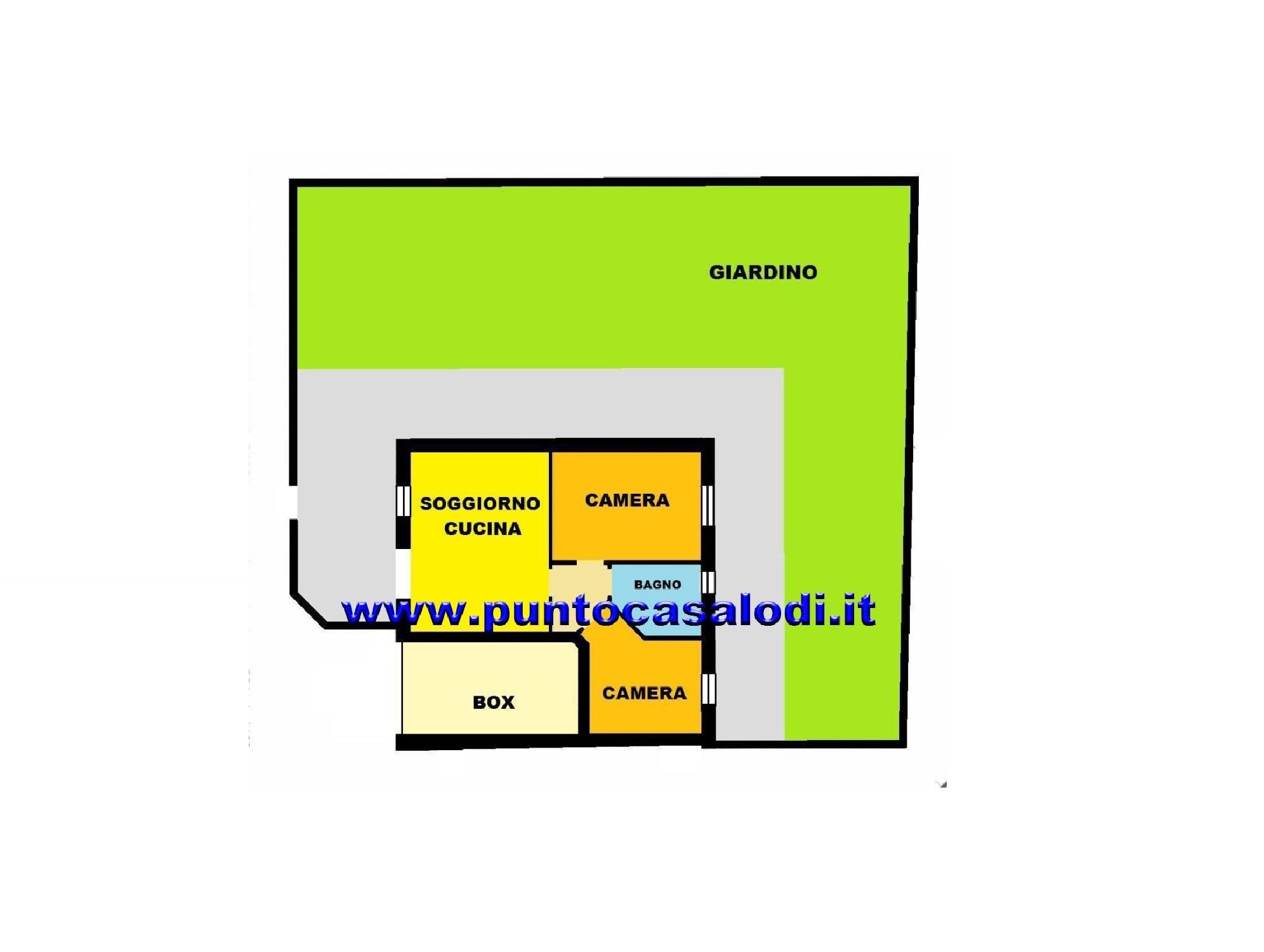 BORGHETTO LODIGIANO – appartamento da realizzare – rif. 246