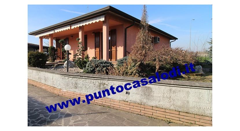 BORGHETTO LODIGIANO – villa singola – Rif. 334